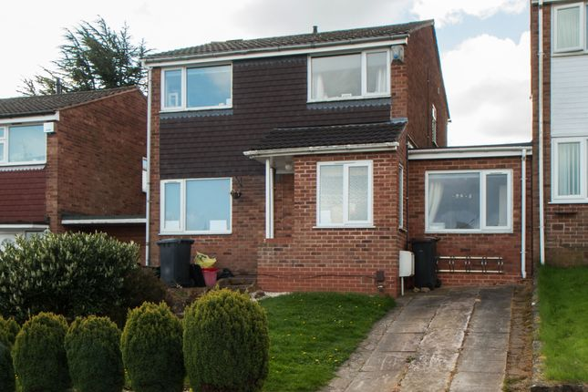 Thumbnail Detached house to rent in Roberts Close, Kegworth, Derby