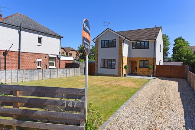 Thumbnail Terraced house for sale in Sycamore Road, Farnborough