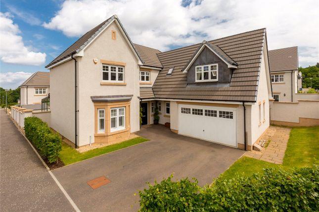Thumbnail Detached house for sale in 15 Scald Law Drive, Colinton, Edinburgh