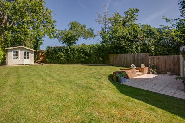 Garden of Willow Tree Place, Chalfont St Peter, Buckinghamshire SL9
