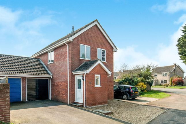 Thumbnail 3 bed detached house for sale in Pilgrims Way, Starston, Harleston