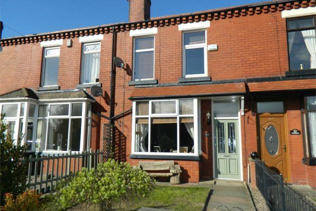 Thumbnail Terraced house for sale in Longsight, Harwood, Bolton, Lancashire