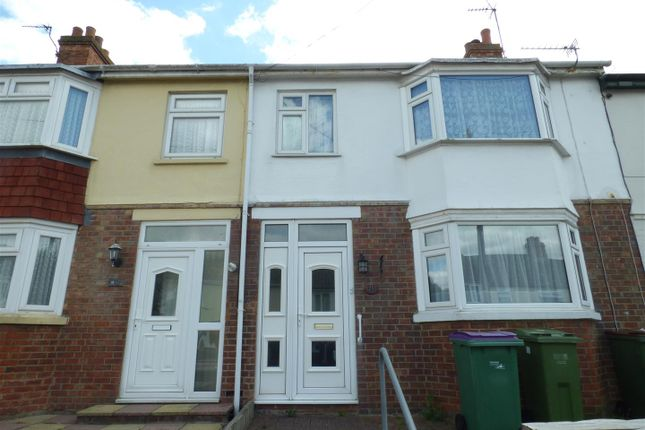 Thumbnail 3 bed terraced house to rent in Bolton Road, Folkestone
