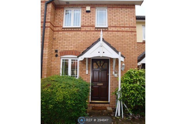 Thumbnail Terraced house to rent in Chadwick Close, Wilmslow