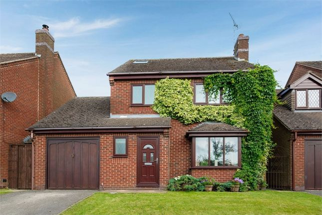 Thumbnail 4 bed detached house for sale in Stanton Road, Ashbourne, Derbyshire
