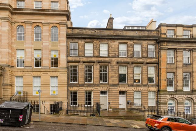 Thumbnail Flat for sale in Wemyss Place, New Town, Edinburgh