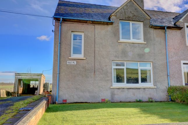 Thumbnail Semi-detached house for sale in Shearington, Dumfries