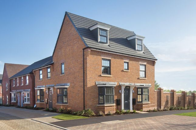 "Thumbnail Detached house for sale in ""Hertford"" at Birmingham Road, Bromsgrove"