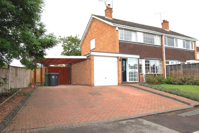 Thumbnail Semi-detached house to rent in Gunners Lane, Studley