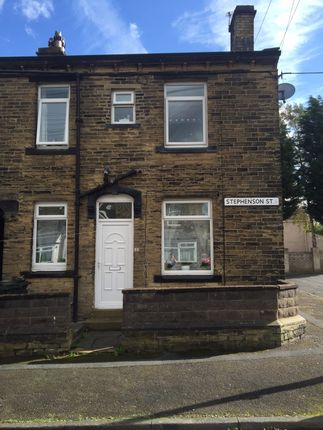 Thumbnail Terraced house to rent in Stephenson Street, Bradford