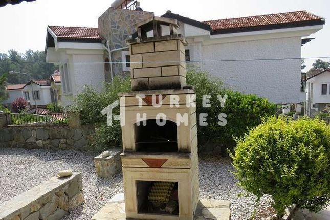 Nature View Villa - Kemer In Fethiye - Built-In Barbecue