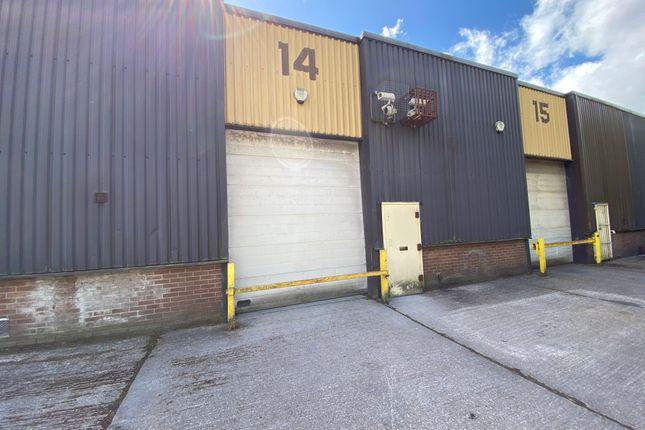 Warehouse to let in Phoenix Way, Burnley