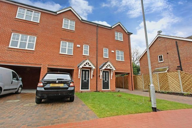 2 bed terraced house for sale in Mill View, Barton-Upon-Humber