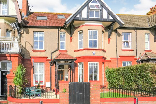 Thumbnail Terraced house for sale in Stanwell Road, Penarth