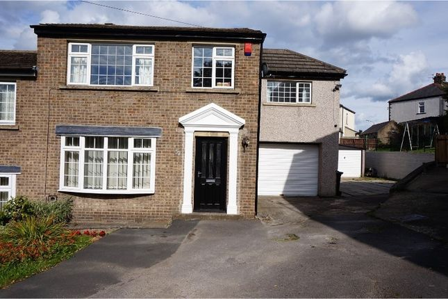 Thumbnail Semi-detached house for sale in Pasture Close, Clayton