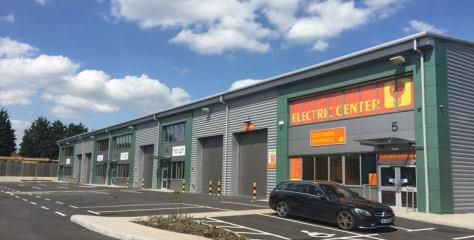 Thumbnail Industrial to let in New Industrial Premises, Riverside Business Park, Moody Lane, Grimsby, North East Lincolnshire