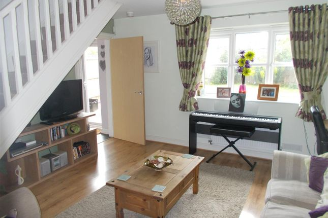 Thumbnail Semi-detached house for sale in Dickins Meadow, Wem, Shrewsbury