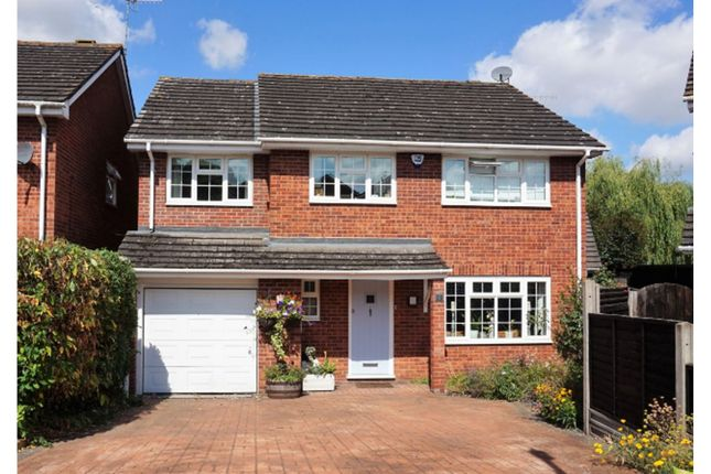 Thumbnail Detached house for sale in Archers Close, Droitwich