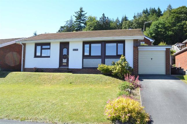 Thumbnail Bungalow for sale in 23, Tanyrallt, Llanidloes, Powys