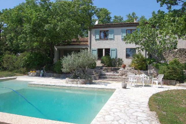 Thumbnail Property for sale in St Paul En Foret, Var, France