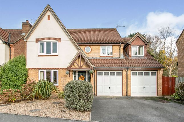 5 bed detached house for sale in Ebblake Close, Verwood BH31