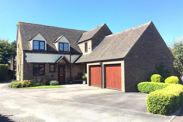 Thumbnail Detached house for sale in Foley Rise, Hartpury, Gloucester