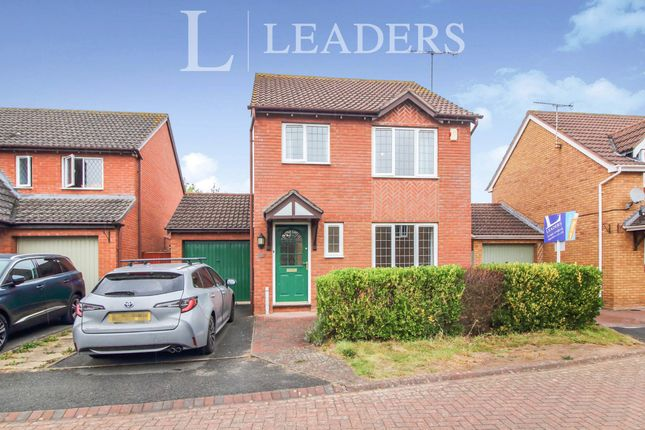 Thumbnail Detached house to rent in Talavera Road, Norton, Worcester