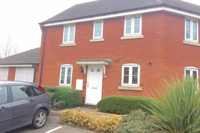 Thumbnail Flat to rent in Old Station Road, Syston, Leicester