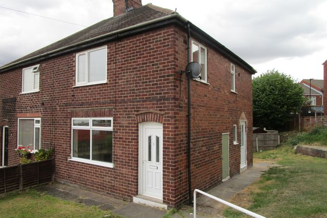 Thumbnail Semi-detached house to rent in Chestnut Avenue, Beighton, Sheffield