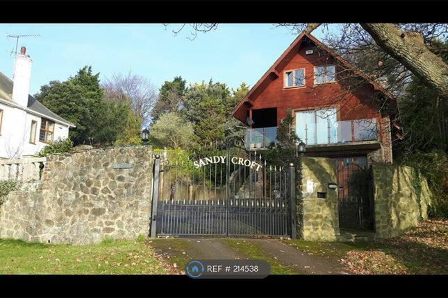 Thumbnail Detached house to rent in Sene Park, Hythe