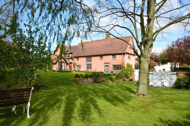 Thumbnail Detached house for sale in Hundon, Sudbury, Suffolk