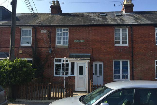 2 bed terraced house for sale in Park View, Boyatt Lane, Otterbourne SO21