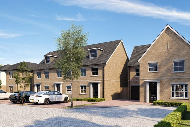 3 bed town house for sale in Rosemary Place, Melbourn, Royston SG8