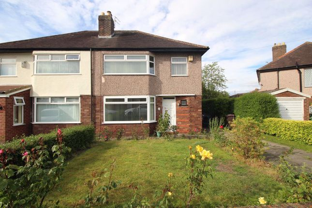 Thumbnail Semi-detached house to rent in Pike House Road, Eccleston, St. Helens