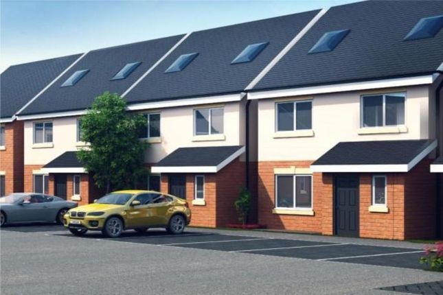 Thumbnail Detached house for sale in Gatis Street, Wolverhampton