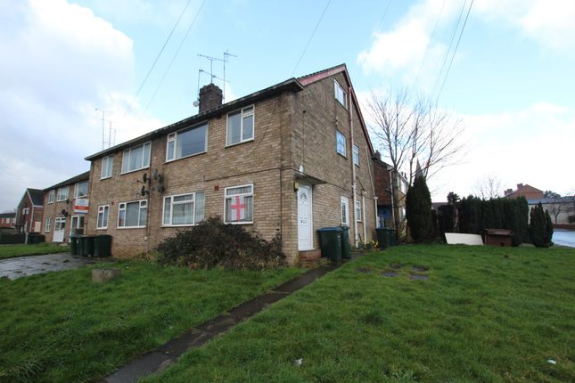 Thumbnail Flat to rent in Dillam Close, Longford, Coventry