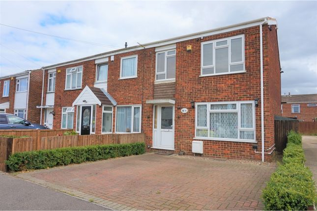 Thumbnail Terraced house for sale in Pannell Road, Grain, Rochester