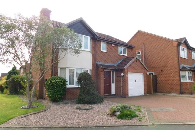 Thumbnail Detached house for sale in Kinder Drive, Crewe, Cheshire