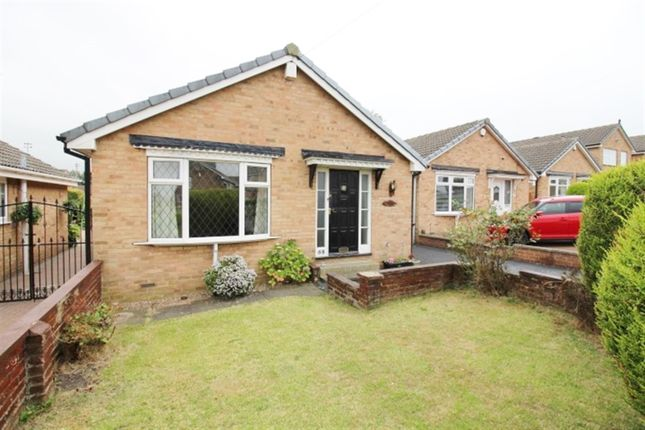 Thumbnail Detached bungalow for sale in Springbank Close, Farsley