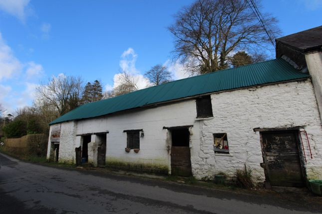 Thumbnail Land for sale in Pontsian, Llandysul