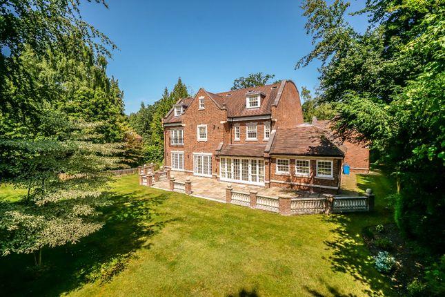 Thumbnail Detached house for sale in Heathfield Avenue, Ascot, Berkshire