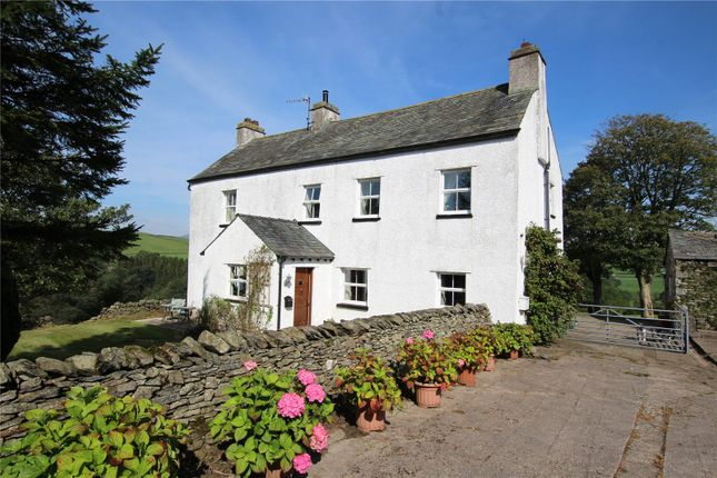Thumbnail Detached house for sale in Oldfield Farm, Docker, Kendal, Cumbria