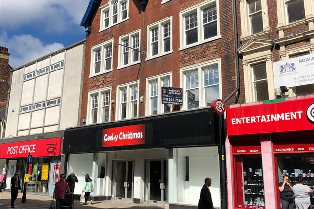 Thumbnail Retail premises to let in King Street, King Street, South Shields, Tyne & Wear