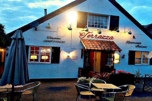 Thumbnail Restaurant/cafe for sale in Rugeley WS15, UK