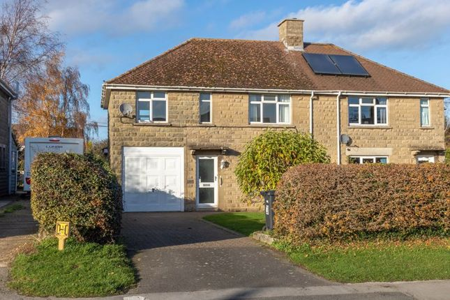3 bed semi-detached house for sale in Joyces Road, Stanford In The Vale, Faringdon SN7