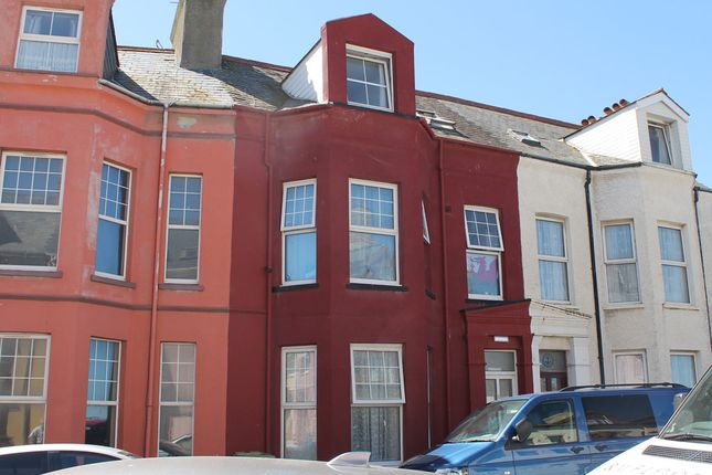 Thumbnail Flat to rent in 5 Castle Terrace, Aberystwyth