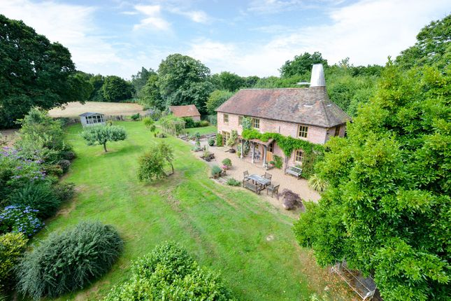 Thumbnail Detached house for sale in Barnets Hill, Peasmarsh, Nr Rye, East Sussex