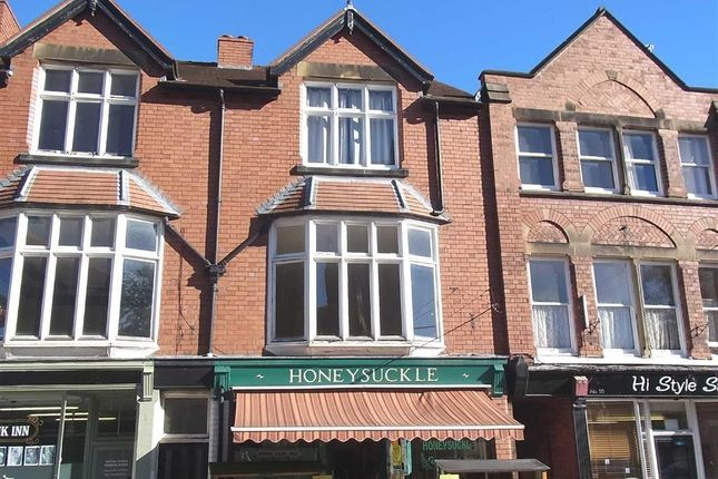 Thumbnail Flat to rent in Church Street, Oswestry, Shropshire