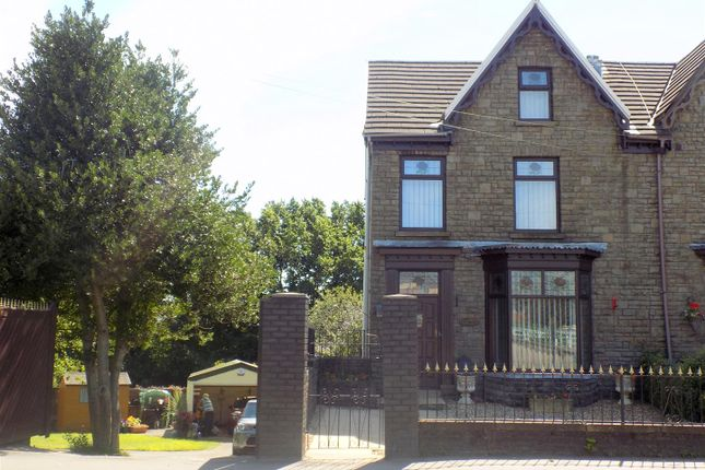 4 bed property for sale in Dwr Y Felin Road, Neath