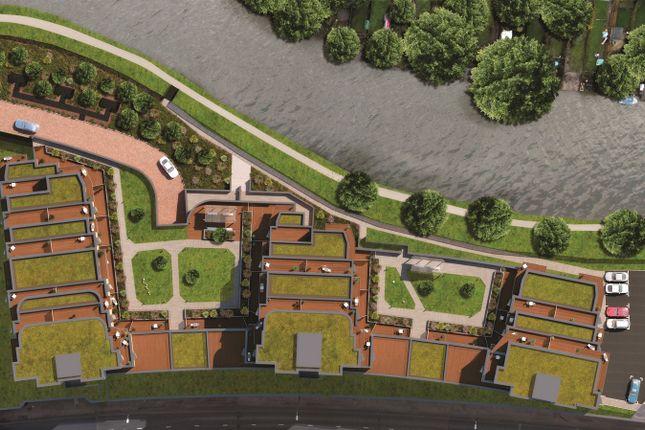 Aerial View of Berkeley Avenue, Reading RG1